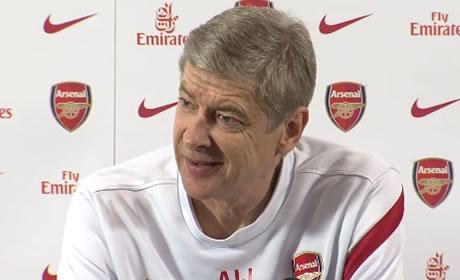 Wenger hints at cup rotation