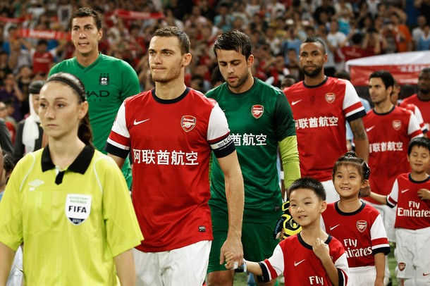 Official: Vermaelen is the Arsenal captain