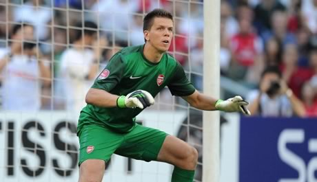 Team news: Szczesny to miss 3 weeks, all else ok