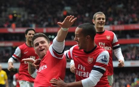 Report: Arsenal 5-2 Sp*rs (inc goal clips)