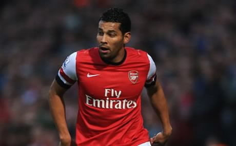 Disappointed Santos has Arsenal regrets