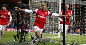 Walcott: Boss gave us a kick up the backside