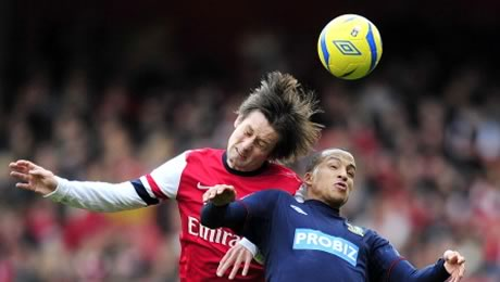 Report: Arsenal 0-1 Blackburn