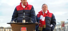 Hill-Wood: Wenger happy as Larry
