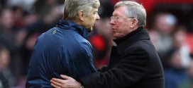 Wenger hails Fergie + the best of their feuds