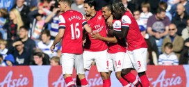 Match Report: QPR 0-1 Arsenal (inc. goal highlight)